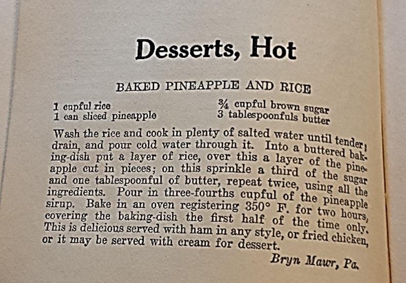 baked_pineapple_Recipe_goodhousekeeping 1922