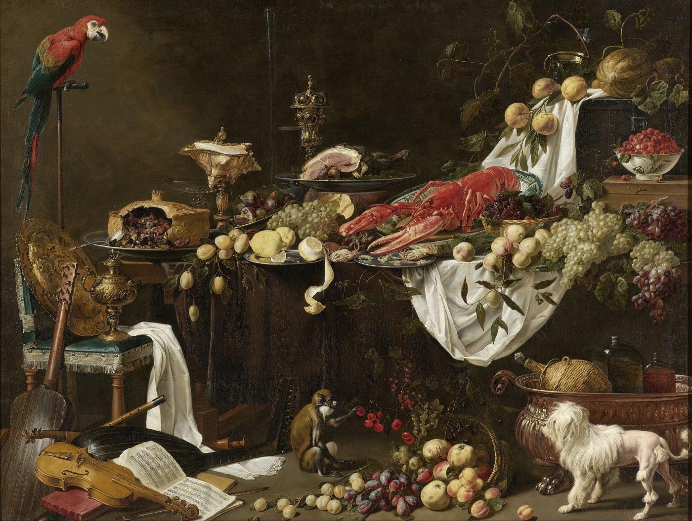 banquet_still_life_adriaen_van_utrecht_1644_