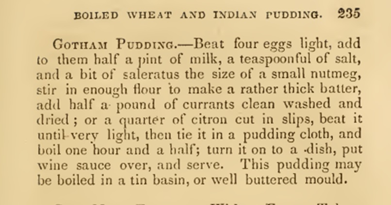 recipe gotham pudding_mrscrowen1866