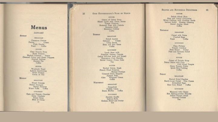 januarymenu_1922goodhousekeepingsbookofrecipes