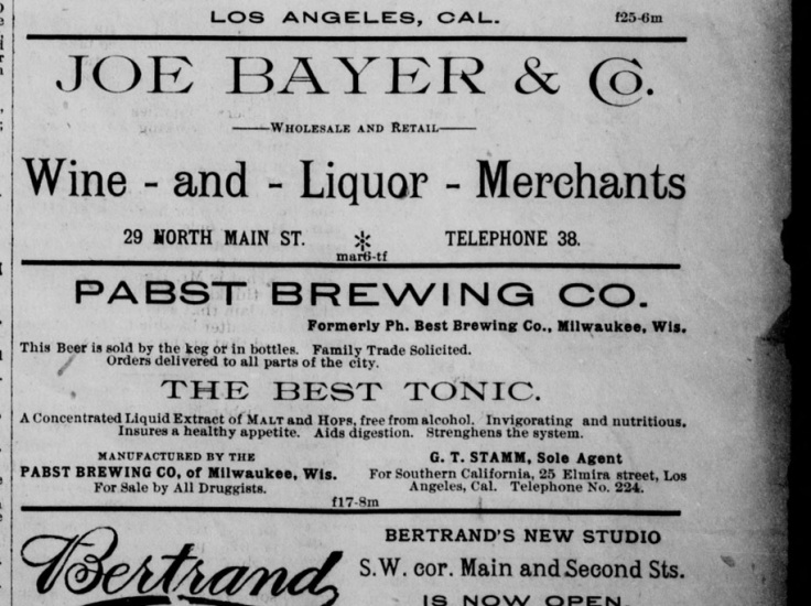 pabst_brewing-laherald_23mar1890