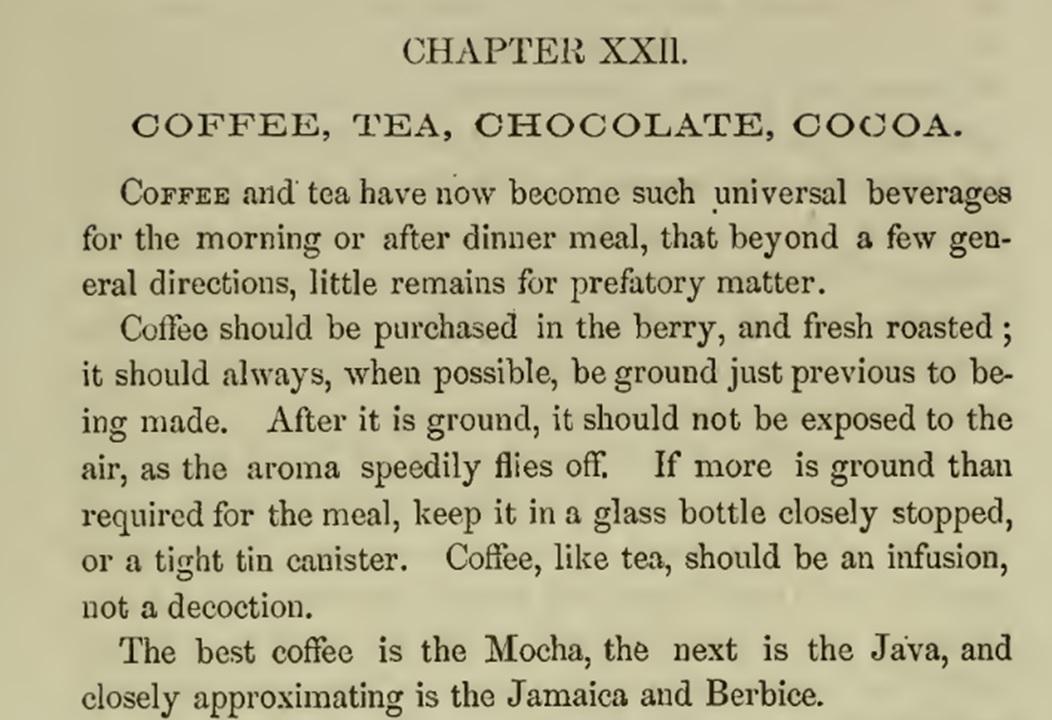 practicalamericancookery_coffee introduction-hall 1856