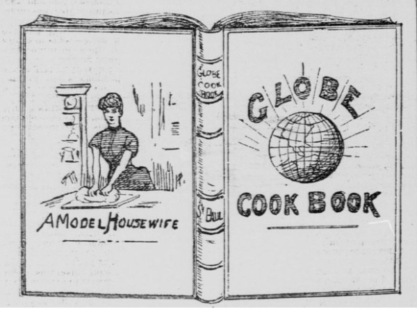 Housewife Sketch 1880s