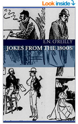 Jokes from the 1800s Book
