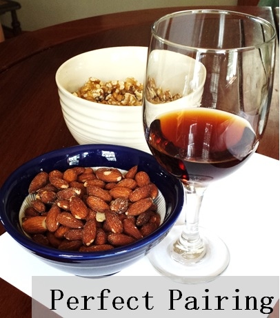 Sherry-Almond-Pairing