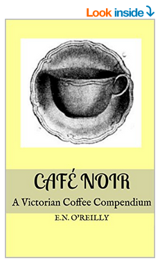 Cafe noir ebook cover