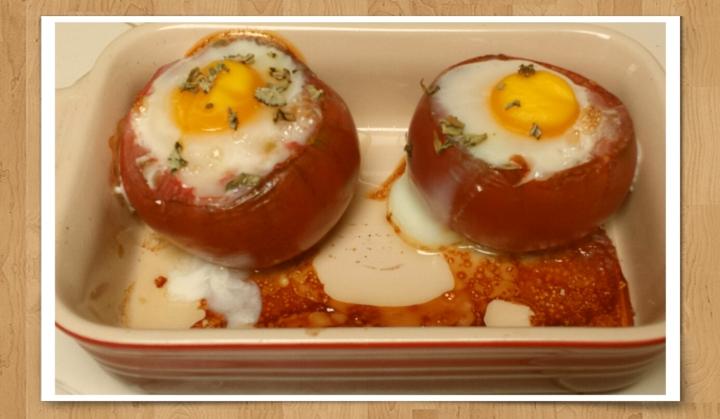 Tomatoes-Eggs