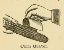 Corn Grater 1890s