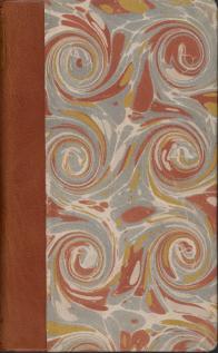 Antique cookbook Cover