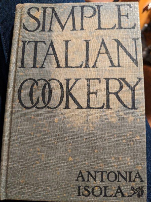 Simple Italian Cookery 1912