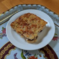 Gluten Free Bread Pudding 1924