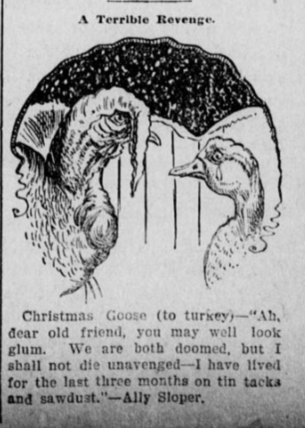 Christmas Cartoon_1800s