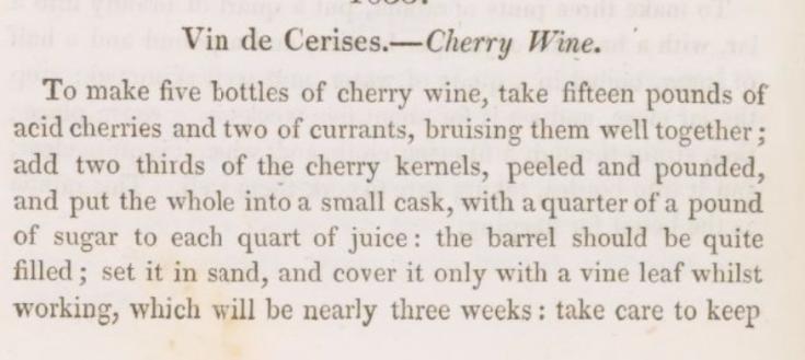 CherryWineRecipe
