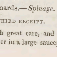 Spinage ~1825