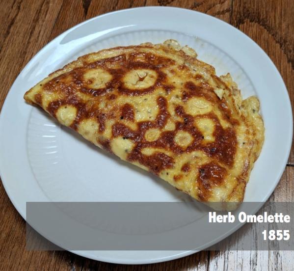 Herb-Omelette