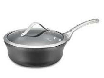1/4 quart cooking pot