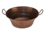 Brown Wash Basin