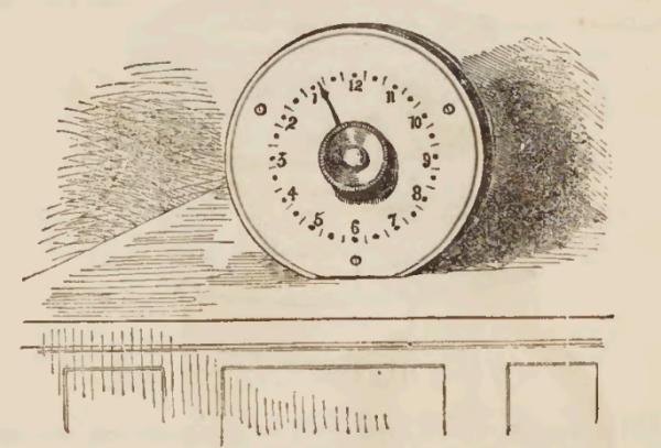 Alarm Clock 1850s