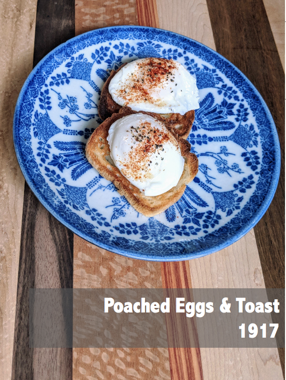 Poached EggsandToast_1917