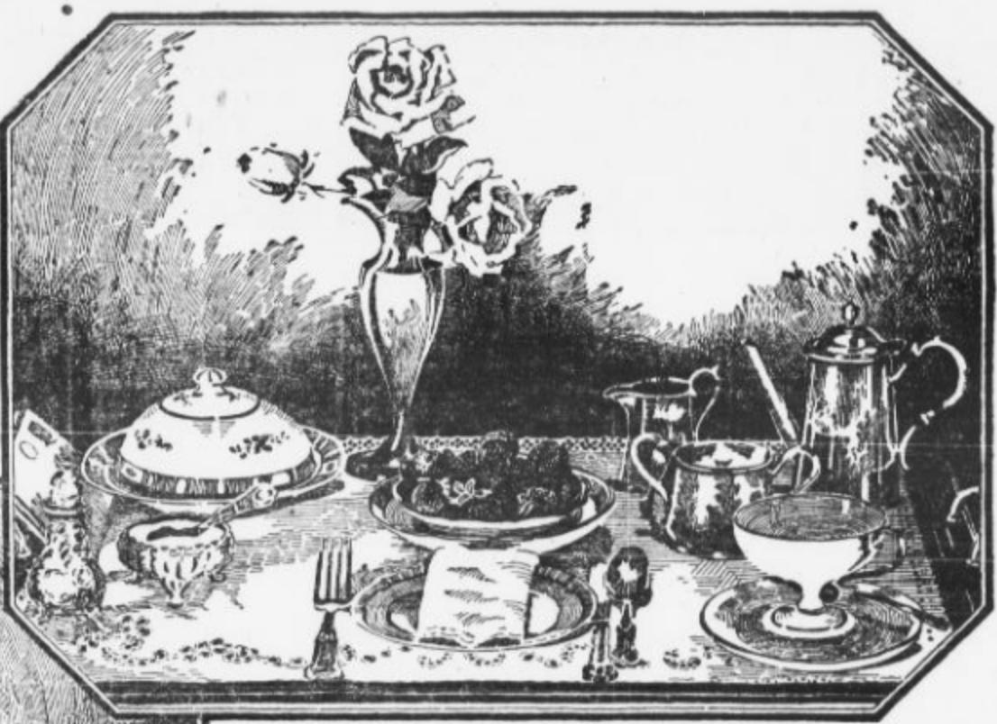 Breakfast Tray-1912