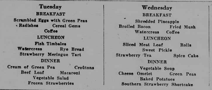 StrawberryMenuTuesdayWednesday1920