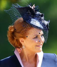 Fancy Navy British Hat