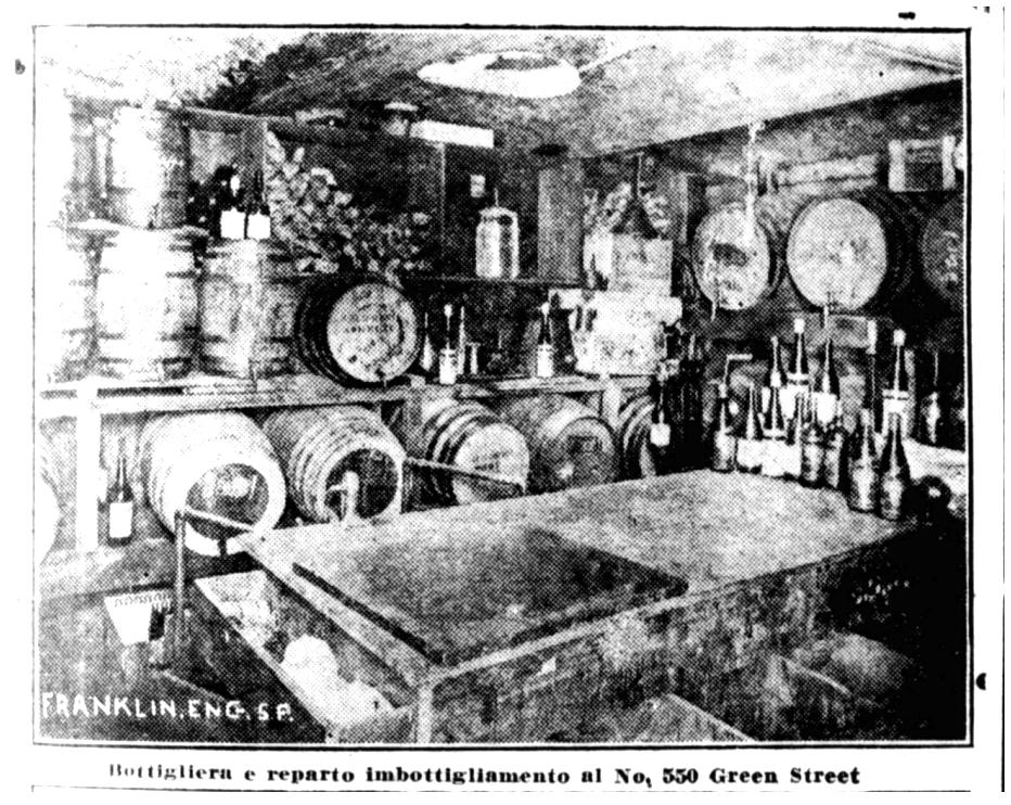 R.Petri Wines Store 1913