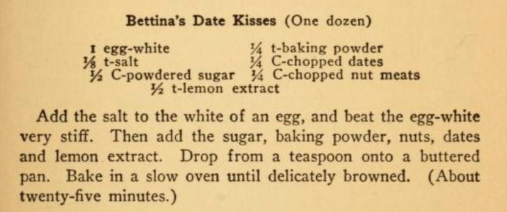 Date-Kisses