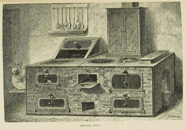 Stove-Royal Cookery Book_1807