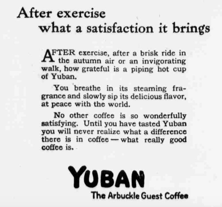 Yuban_Exercise_1917