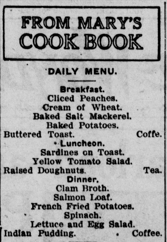 Marys_CookBook-Menu_Oct_1910
