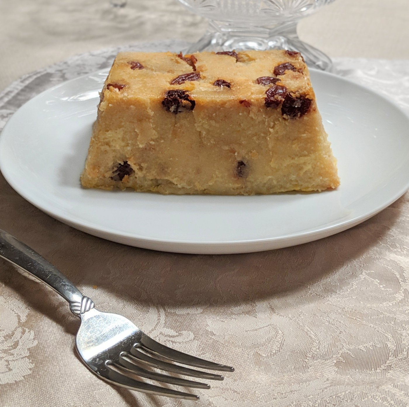 Gluten Free Cabinet Pudding