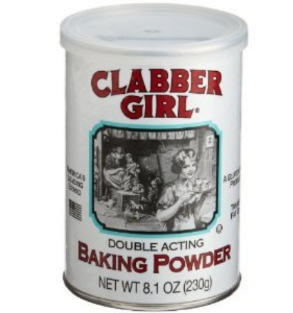 Clabber Girl Can