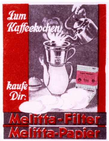 Melitta-Coffee Filter Advertisement-1910