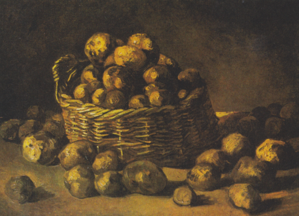Potatoes-Still-life