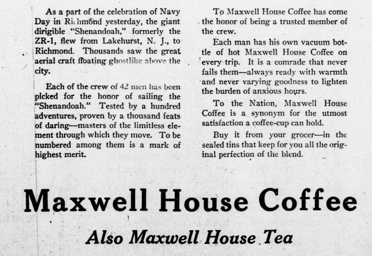 Maxwell-Shenandoah-Advertisement-1923