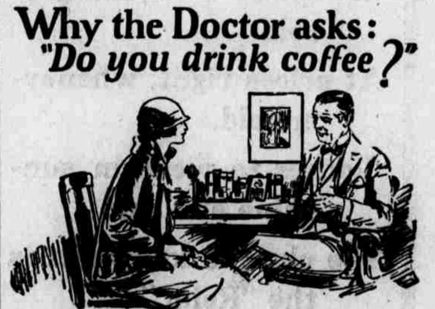 Postum-coffee-Couple-1923-Doctor