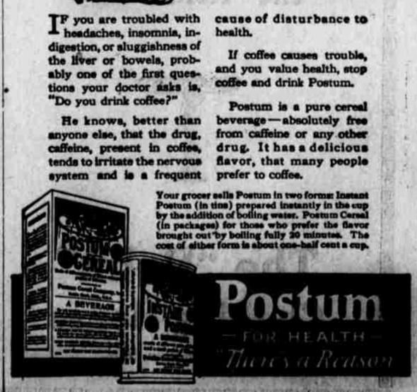 Postum-coffee-advertisement-1923