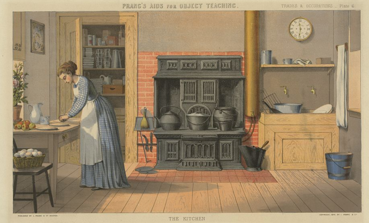 Kitchen-1870-1880