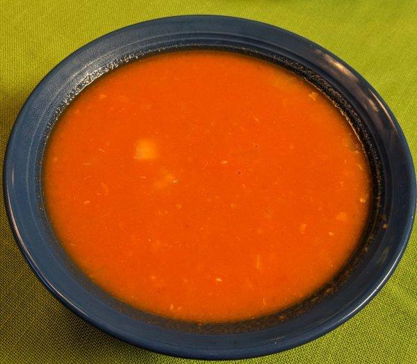 Tomato chowder 1922