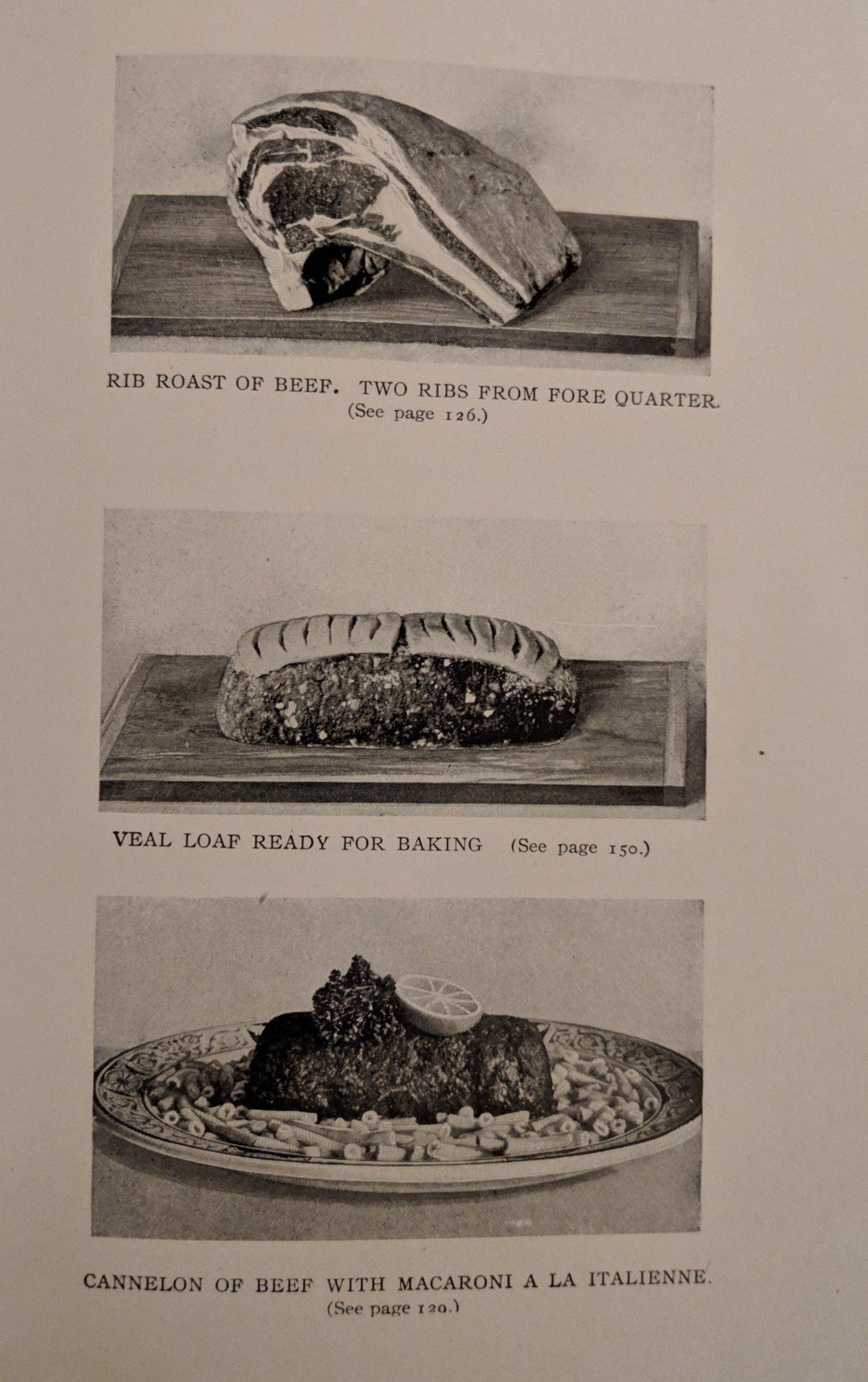 Rib Roast 1900