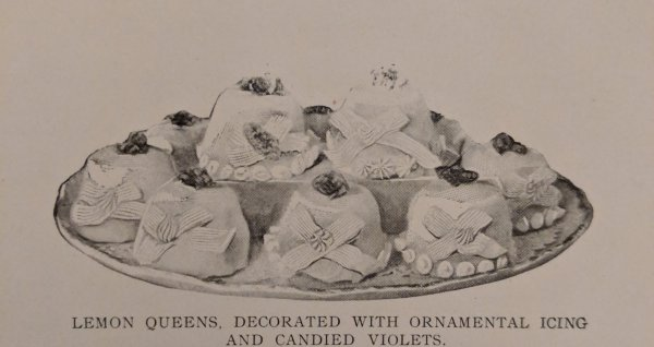 Ornamental Icing 1900s
