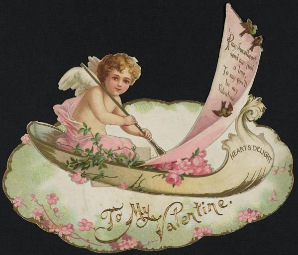 To my Valentine 1800