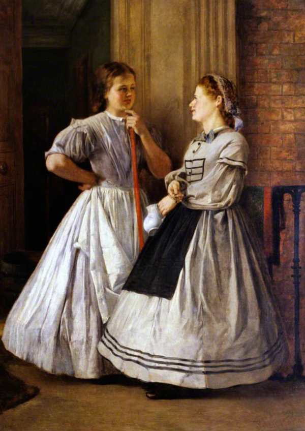 John Finnie. Maids of All Work, 1864