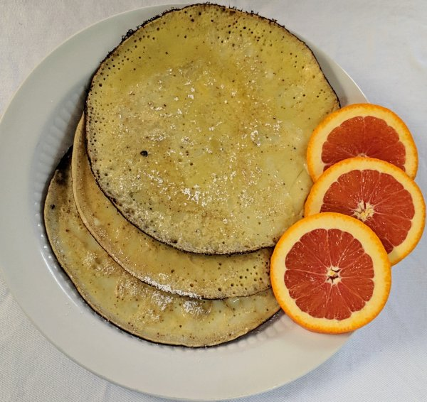 Irish Pancakes 1800s