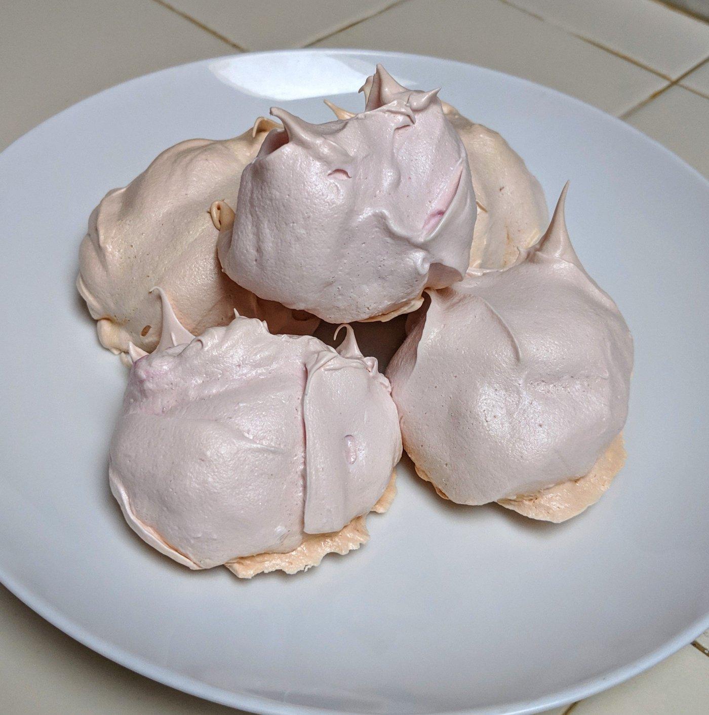 meringue-Cookies