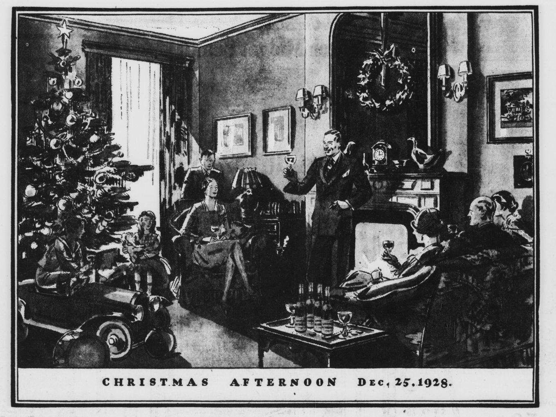 Christmas_Dinner_1945