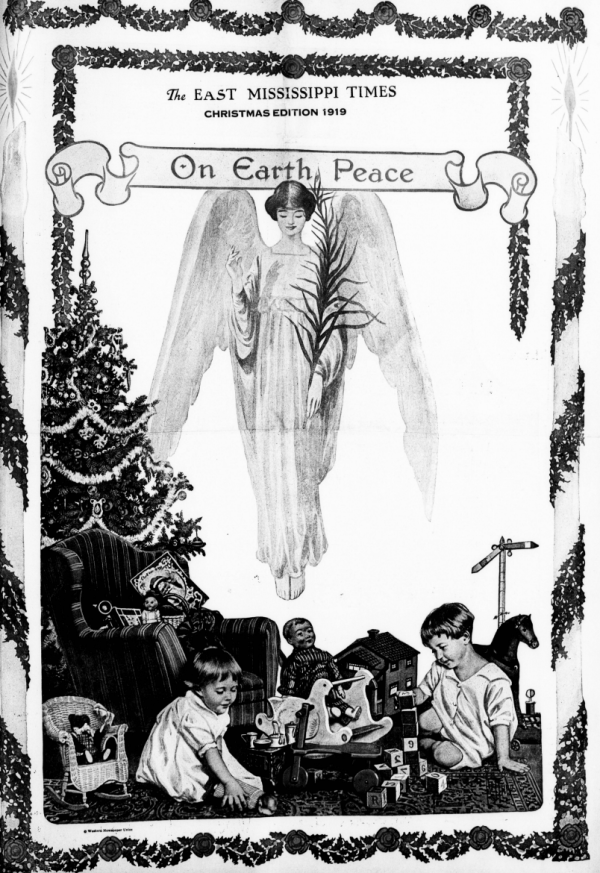 Peace On Earth - Christmas 1919