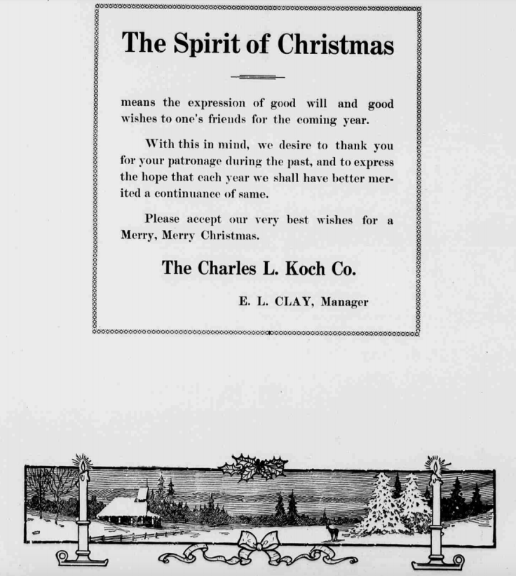 Spirit of Christmas 1919